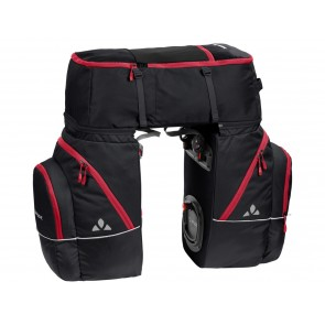VAUDE Karakorum black/red-20