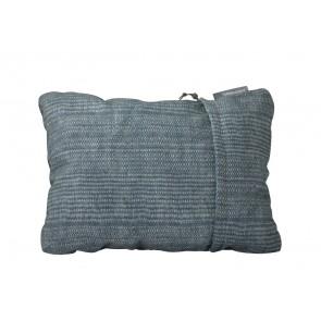 Therm-A-Rest Compressible Pillow Dot XL Blue Woven-20