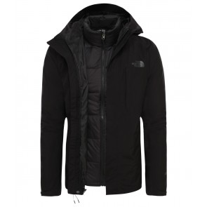 The North Face Men's Mountain Light GORE-TEX Zip-In Triclimate Jacket TNF BLACK-20