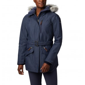 Columbia Carson Pass II Jacket Nocturnal-20
