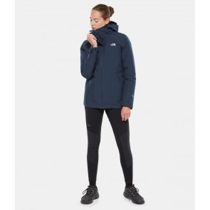 The North Face Women's Inlux Zip-In Triclimate Jacket URBAN NAVY/URBAN NAVY-20