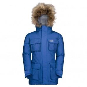 Jack Wolfskin Ice Explorer Jacket Kids coastal blue-20