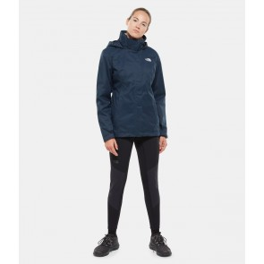 The North Face Women's Evolve II Triclimate Jacket URBAN NAVY/TIN GREY-20