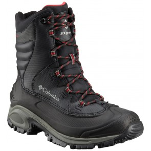 Columbia Bugaboot III Black, Bright Red-20
