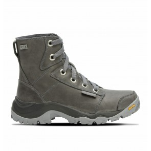 Columbia Camden Outdry Leather Chukka Graphite, Monument-20