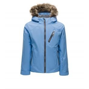 Spyder Girl's Geneva Jacket 451 Blue Ice/Blue Ice-20