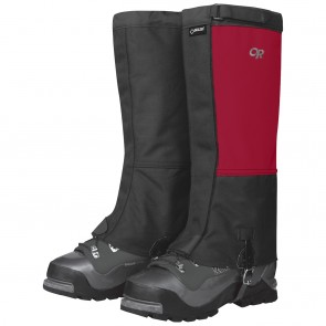 Outdoor Research OR Men's Expedition Crocodile Gaiters chili/black-20