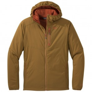 Outdoor Research Men's Ascendant Hoody ochre/burnt orange-20