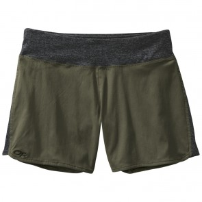 Outdoor Research Women's Zendo Shorts fatigue-20
