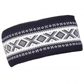 Dale of Norway Cortina Merino headband Navy / off white-20