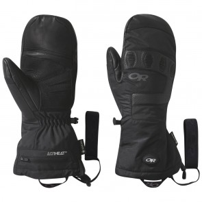 Outdoor Research OR Lucent Heated Sensor Mitts black-20