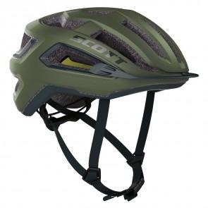 Scott Helmet Arx Plus (CE) green moss/nightfall blue-20