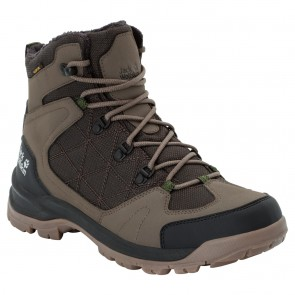 Jack Wolfskin Cold Terrain Texapore Mid M coconut brown / black-20