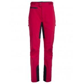 VAUDE Women's Qimsa Softshell Pants II 38 cranberry-20