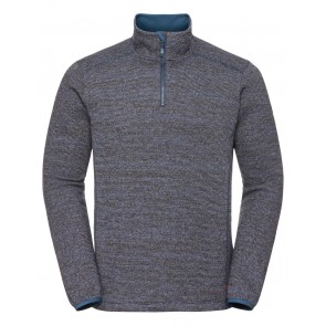 VAUDE Men's Rienza Pullover II baltic sea-20