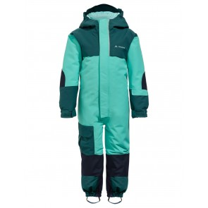 VAUDE Kids Snow Cup Overall peacock-20