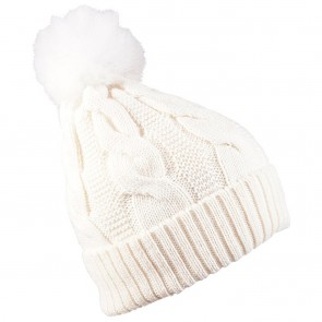 Dale of Norway Vilde Hat Off white-20