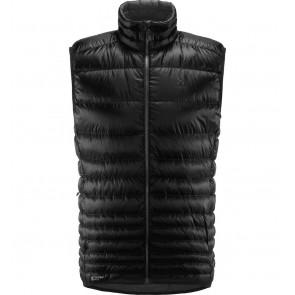 Haglofs Essens Down Vest Men True black/magnetite-20