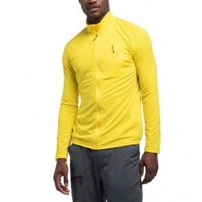Haglofs L.I.M Mid Jacket Men Signal yellow-20