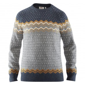 FjallRaven Övik Knit Sweater M S Acorn-20