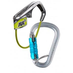 Edelrid Jul 2 Belay Kit Steel Triple icemint-20