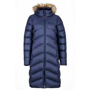 Marmot Women's Montreaux Coat M Midnight Navy-20