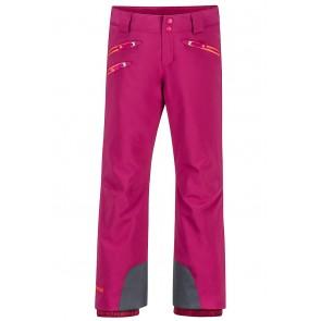 Marmot Girl's Slopestar Pant Purple Berry-20