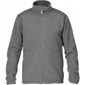 FjallRaven Sten Fleece Grey-20