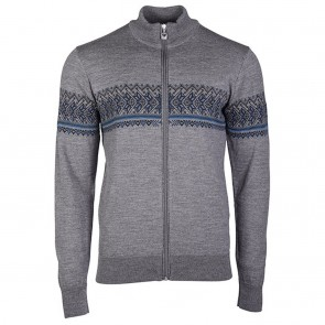 Dale of Norway Hovden masc jacket Smoke/ See mele/ dark charcoal/ arctic blue-20
