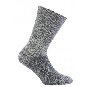 Woolpower Socks Classic 800 (3 Pack) Grey Melange-20