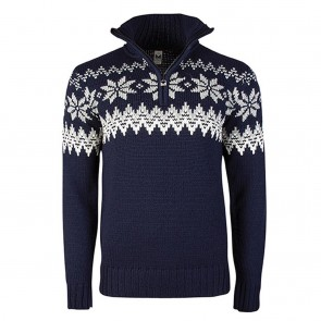 Dale of Norway Myking Masc Sweater Navy / Off white / Light charcoal-20