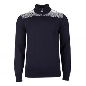 Dale of Norway Fiemme Masc Sweater Navy / Raspberry / Orange peel / Peacock / Off white-20