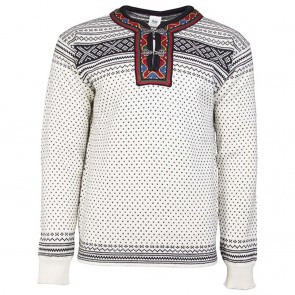 Dale of Norway Setesdal Uni Sweater Off white / Black-20