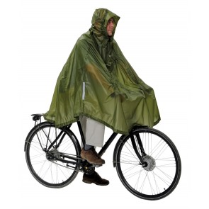 Daypack & Bike Poncho UL green-20