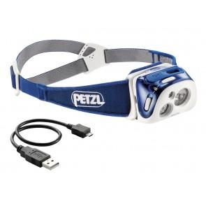 Petzl Reactik Blue-20