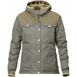FjallRaven Greenland No.1 Down Jacket W M Fog-Sand-20