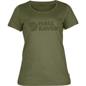 FjallRaven Logo T-Shirt W. Green-20