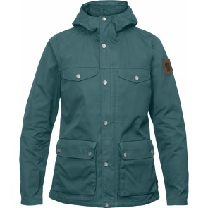 FjallRaven Greenland Jacket W S Frost Green-20
