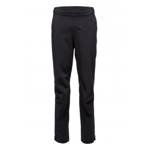 Black Diamond M Stormline Stretch Rain Pants S Black-20