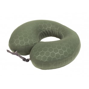 EXPED NeckPillow Deluxe mossgreen-20