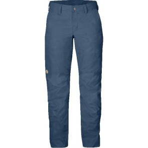 FjallRaven Nilla Trousers Uncle Blue-20