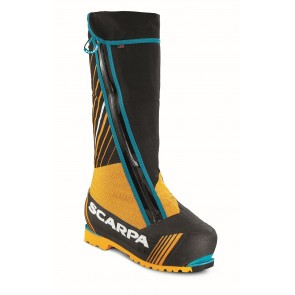 Scarpa Phantom 8000 48,0 black-bright orange-20