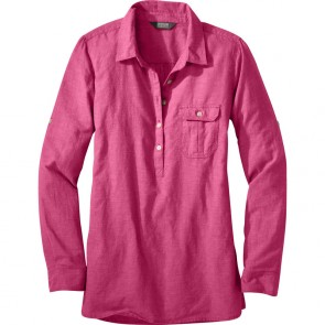 Outdoor Research Women´s Coralie L/S Shirt Sangria-20