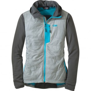 Outdoor Research Women´s Deviator Hoody Alloy/Pewter-20