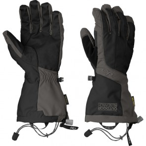 Outdoor Research Men´s Arete Gloves M 189-BLACK/CHARCOAL-20