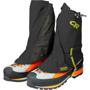Outdoor Research Endurance Gaiters 151-BLACK/LEMONGRASS-20