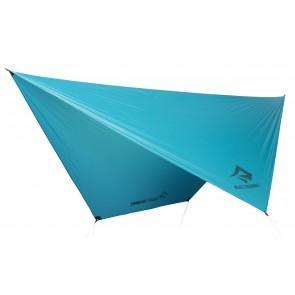 Sea To Summit Hammock Ultralight Tarp 15D Blue-20