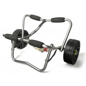 Sea To Summit Large Cart solid wheels Titanium-20