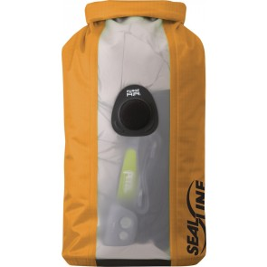 Sealline Bulkhead View Dry Bag 5L Orange-20