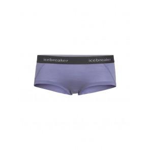 Icebreaker Wmns Sprite Hot pants Orchid-20